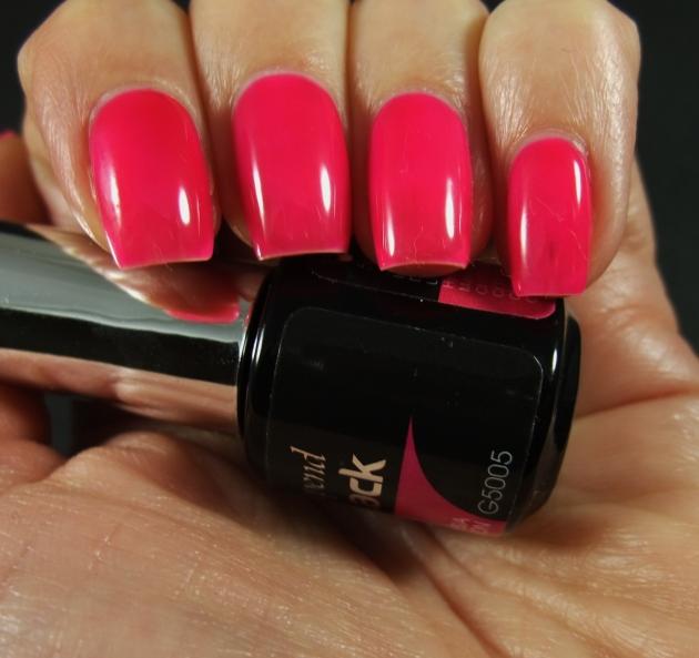 Depend Gellack - Fuchsia Neon G5005 01