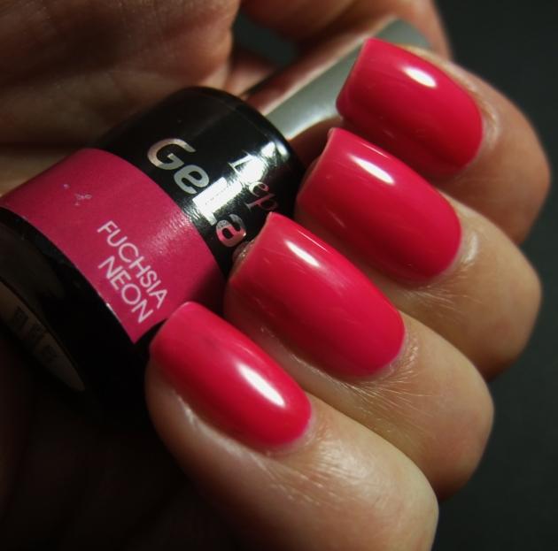 Depend Gellack - Fuchsia Neon G5005 02