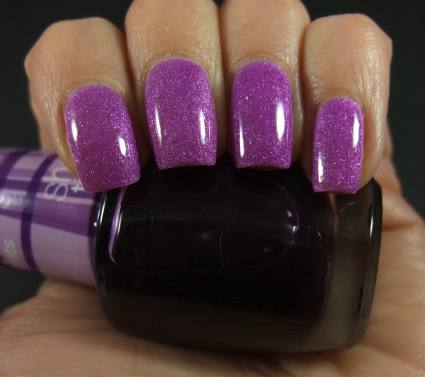 OPI - Don't Violet Me Down 03