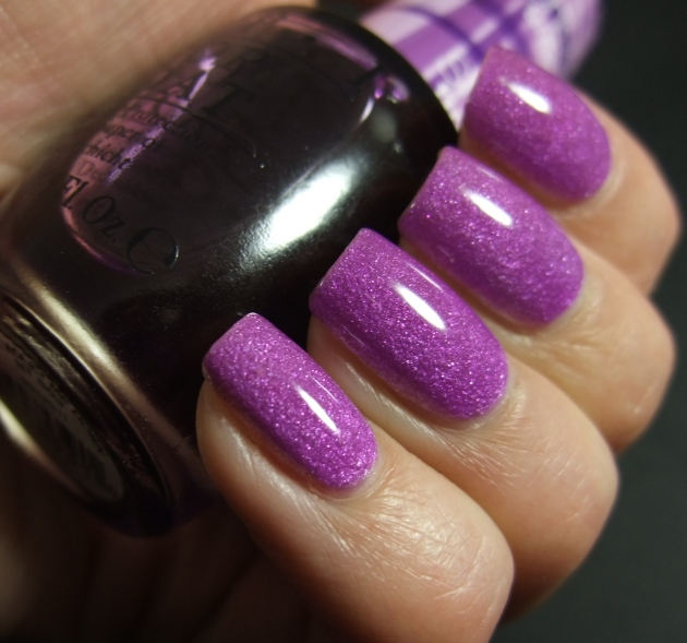 OPI - Don't Violet Me Down 04