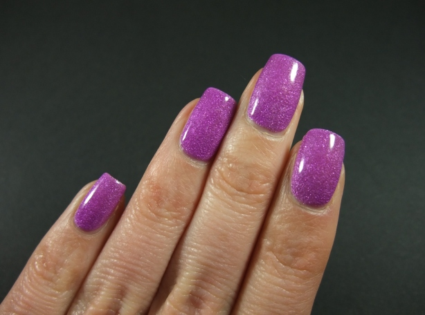 OPI - Don't Violet Me Down 05