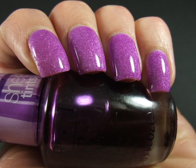OPI - Don't Violet Me Down 06