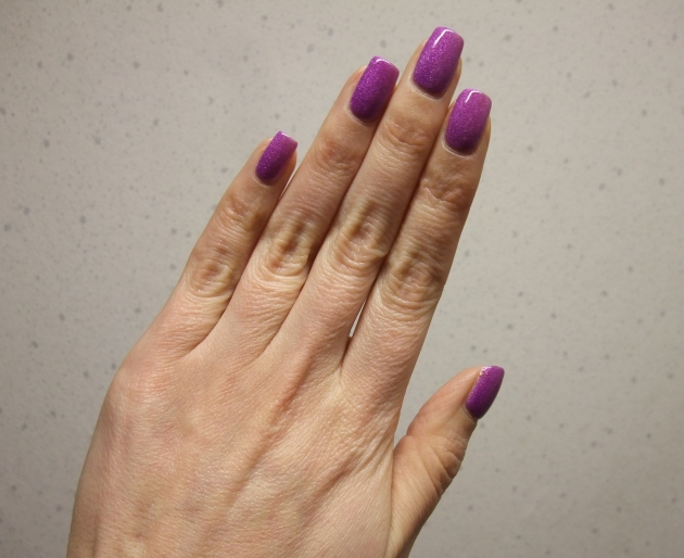 OPI - Don't Violet Me Down 07