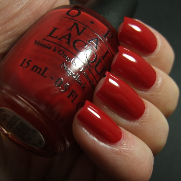 OPI - Red Hot Rio 03
