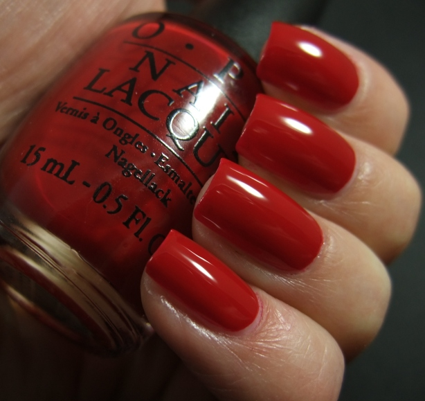 OPI - Red Hot Rio 04