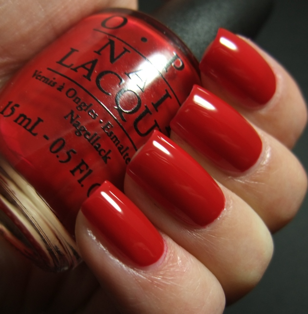 OPI - Red Hot Rio 05