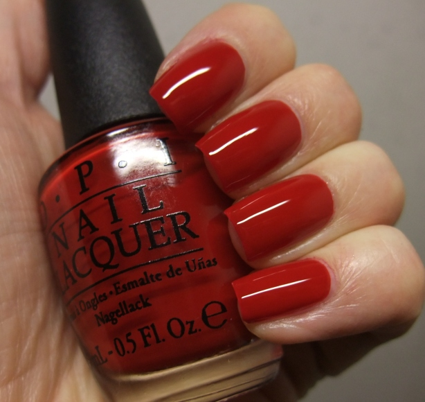 OPI - Red Hot Rio 07