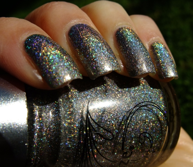 China Glaze - Let's Do It In 3-D 04