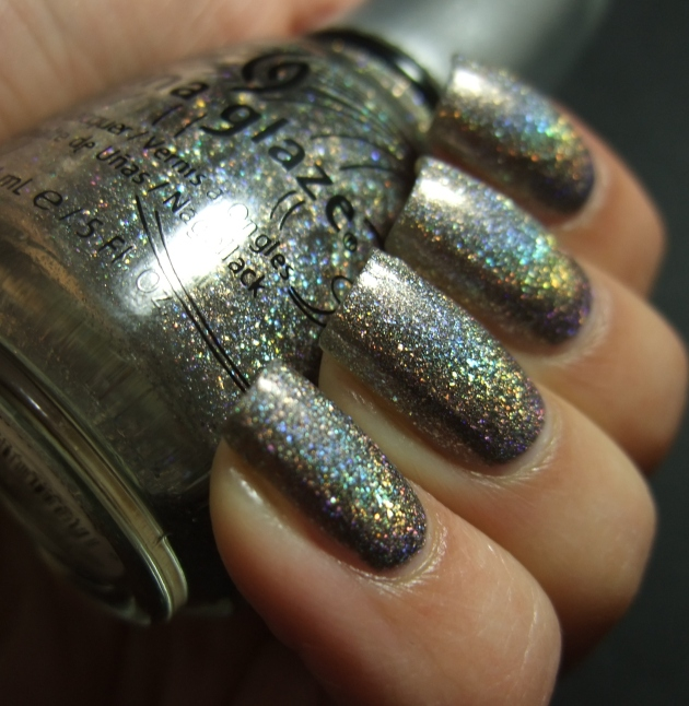 China Glaze - Let's Do It In 3-D 08
