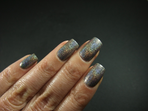 China Glaze - Let's Do It In 3-D 09