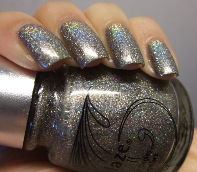 China Glaze - Let's Do It In 3-D 13