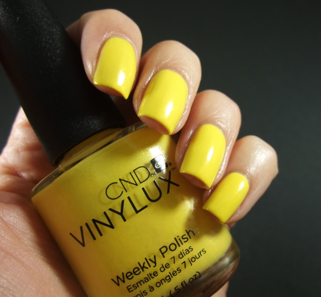 CND Vinylux - Bicycle Yellow 05