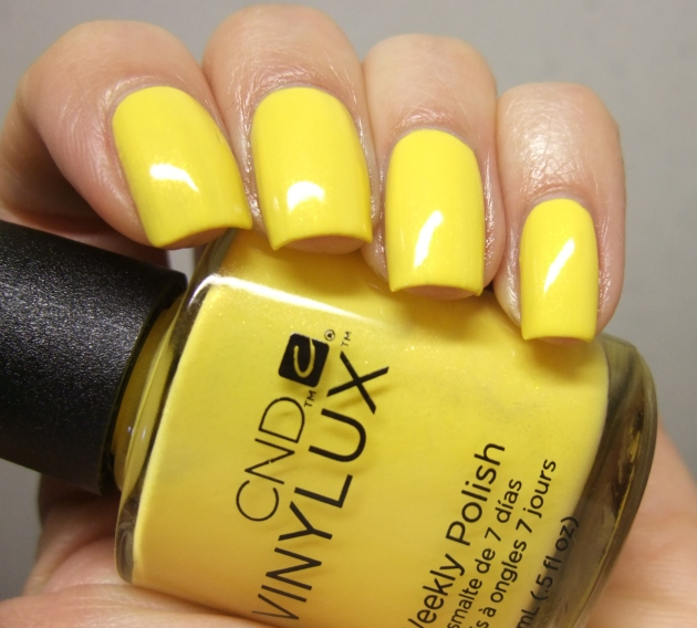CND Vinylux - Bicycle Yellow 08
