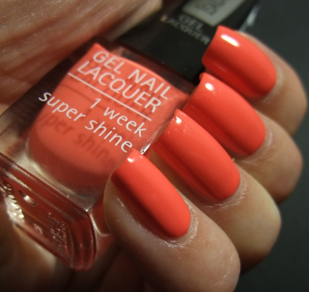 IsaDora Gel Lacquer - Orange Dream 03