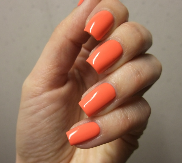 IsaDora Gel Lacquer - Orange Dream 06