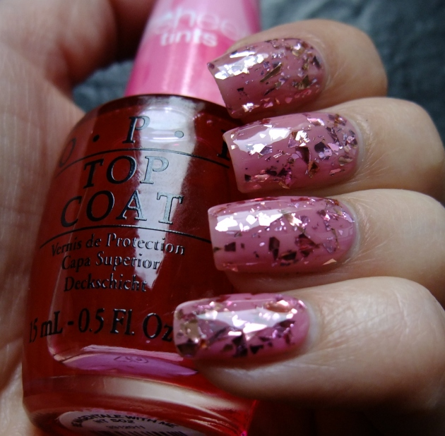 OPI - Be Magentale With Me 04