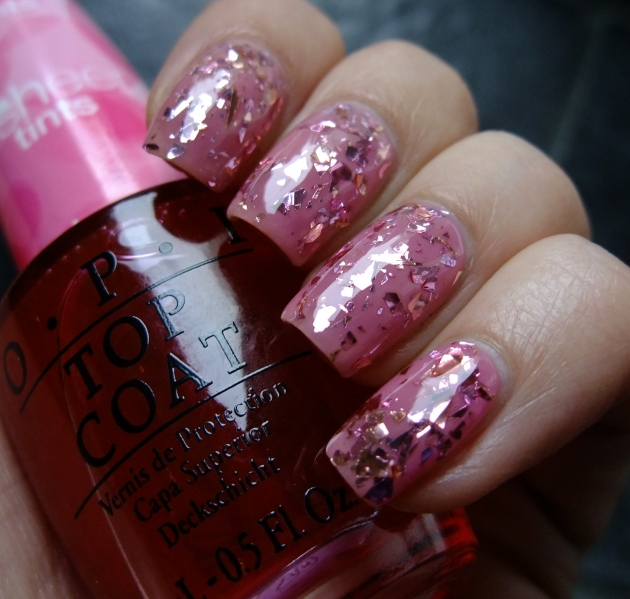 OPI - Be Magentale With Me 05