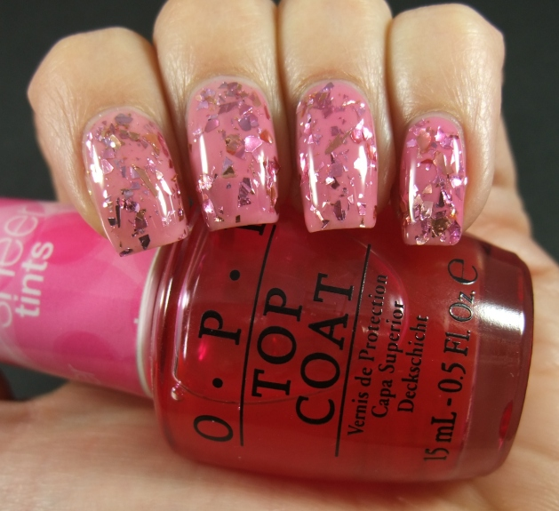 OPI - Be Magentale With Me 06