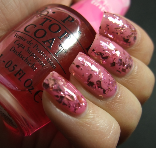 OPI - Be Magentale With Me 08