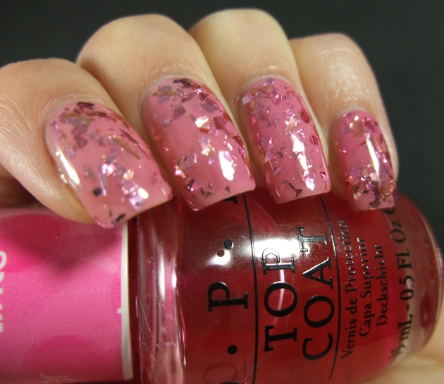 OPI - Be Magentale With Me 09