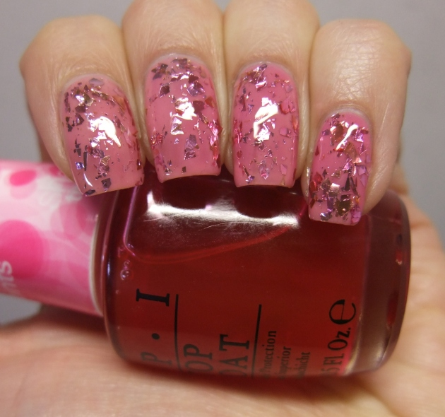 OPI - Be Magentale With Me 12