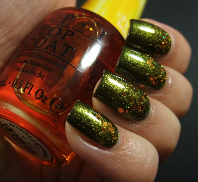 OPI - I'm Never Amberrassed 01