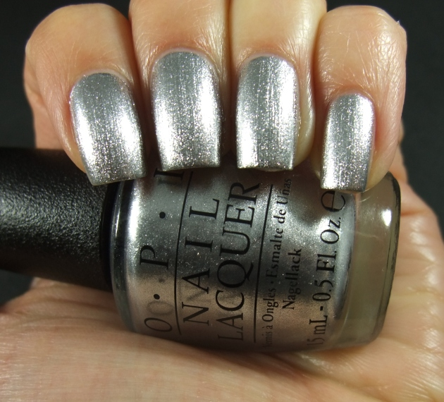 OPI - Turn On The Haute Light 01