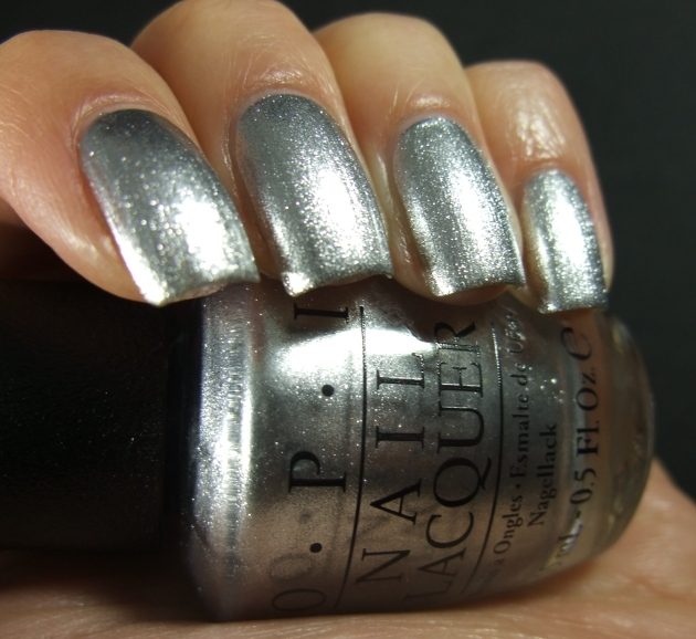 OPI - Turn On The Haute Light 06