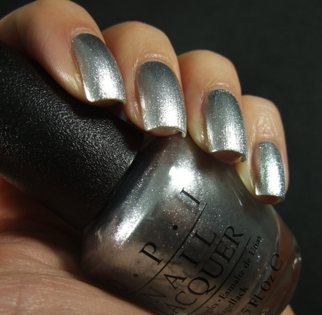 OPI - Turn On The Haute Light 07