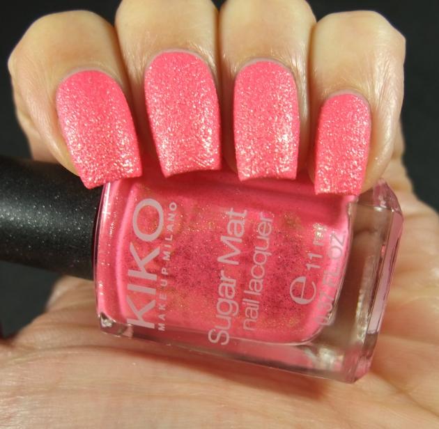 KIKO - 641 Strawberry Pink 01