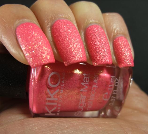 KIKO - 641 Strawberry Pink 05