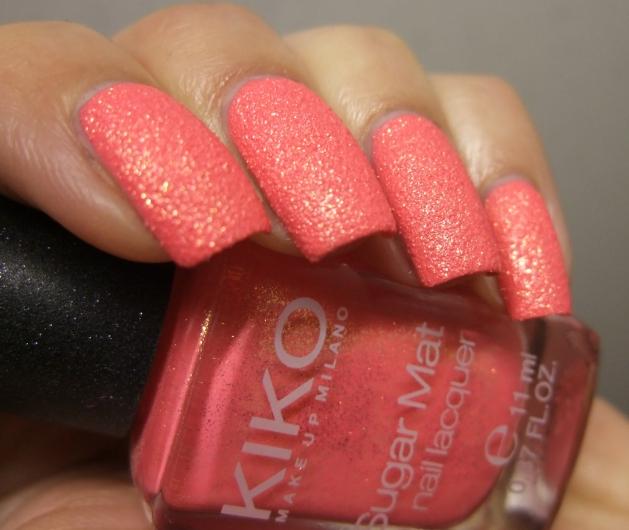KIKO - 641 Strawberry Pink 06