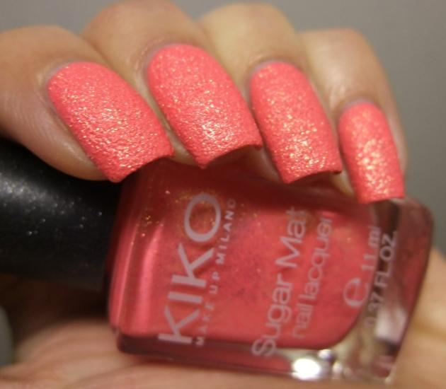 KIKO - 641 Strawberry Pink 07