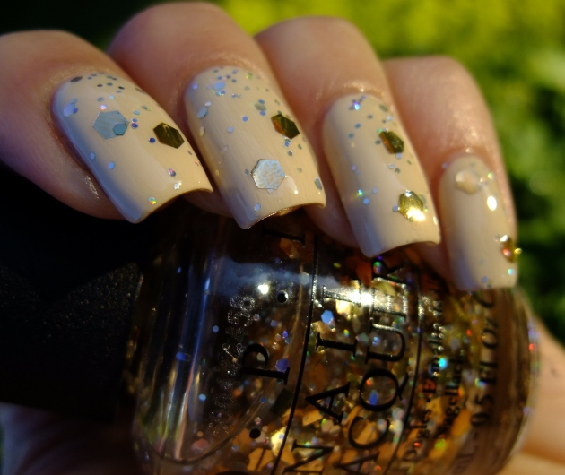 OPI - I Reached My Gold! 01