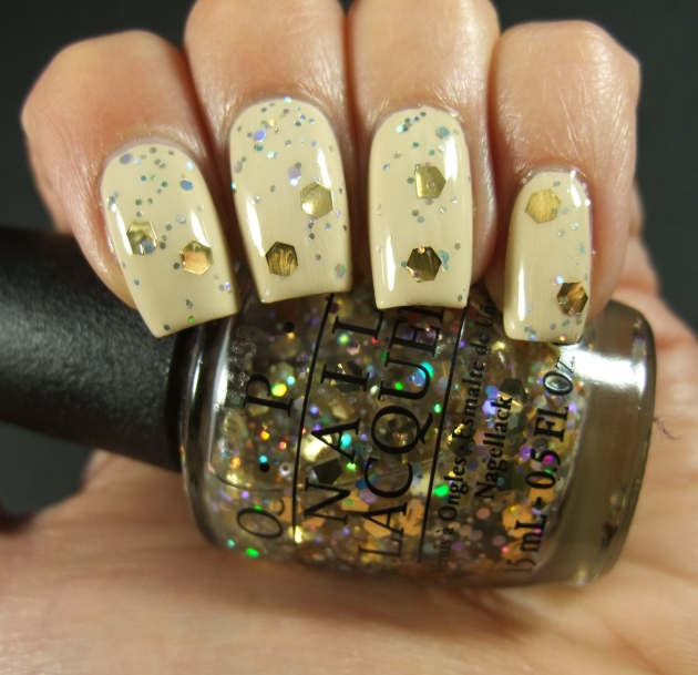 OPI - I Reached My Gold! 05