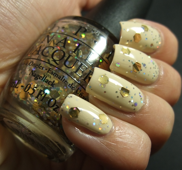 OPI - I Reached My Gold! 06
