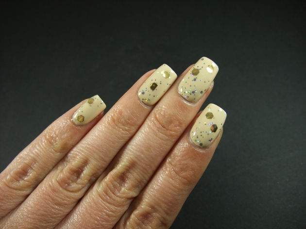 OPI - I Reached My Gold! 07