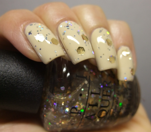 OPI - I Reached My Gold! 08
