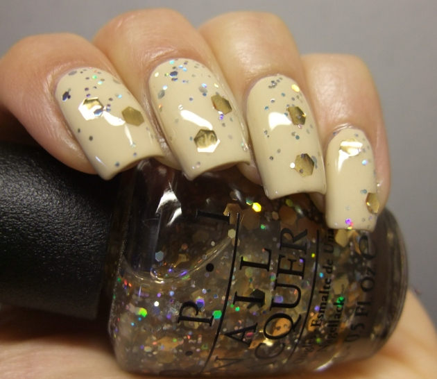 OPI - I Reached My Gold! 09