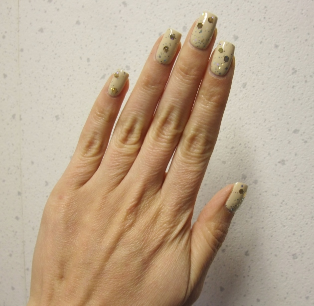 OPI - I Reached My Gold! 12