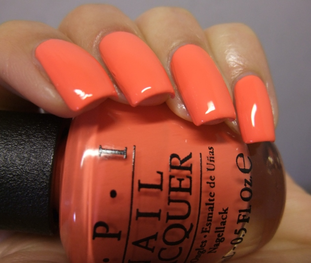 OPI - Toucan Do It If You Try 06