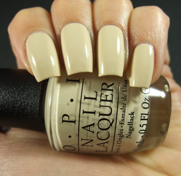 OPI - You're So Vain-illa 03