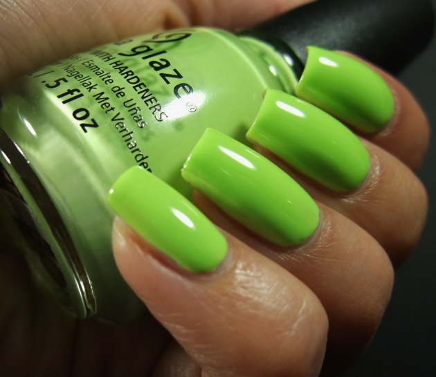 China Glaze - Be More Pacific 03
