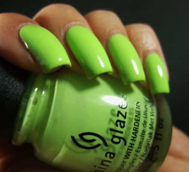 China Glaze - Be More Pacific 04