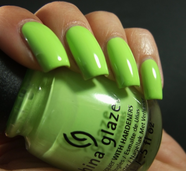 China Glaze - Be More Pacific 05