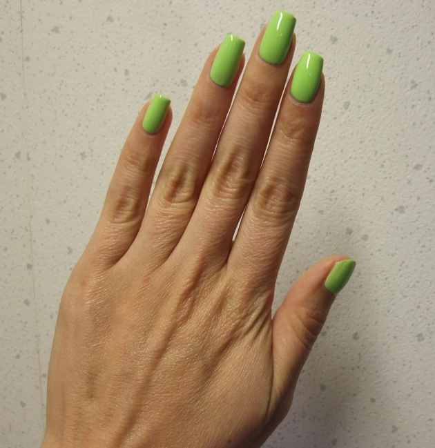 China Glaze - Be More Pacific 10