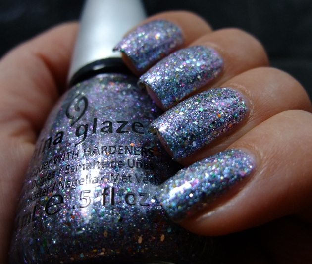 China Glaze - Liquid Crystal 01
