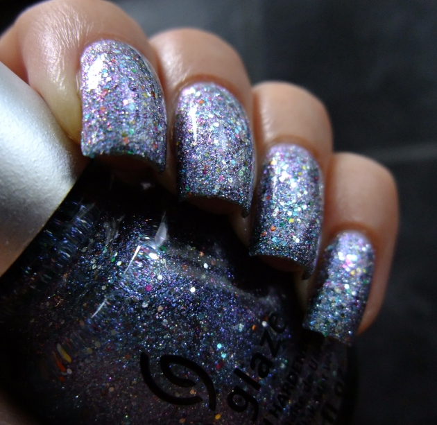 China Glaze - Liquid Crystal 02