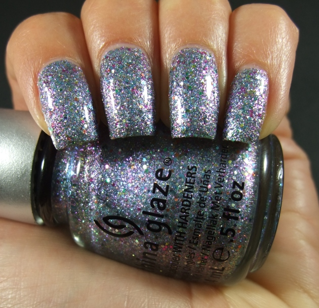 China Glaze - Liquid Crystal 04