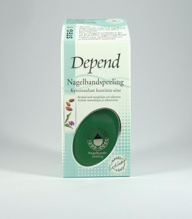 Depend Nagelbandpeeling